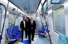 Dubai's RTA inspects 50 new trains for Metro