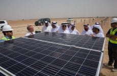 Phase 3 of mega Dubai solar park on track for completion by 2020