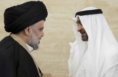 Abu Dhabi Crown Prince meets Iraqi cleric in UAE