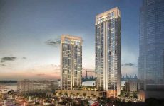 Al Naboodah appointed main contractor for Creekside 18 project in Dubai