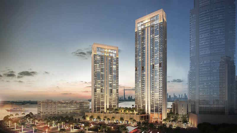 Al Naboodah appointed main contractor for Creekside 18 project in
