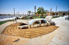 Video: Dubai's Meraas opens food truck park Last Exit Mad X in Jebel Ali