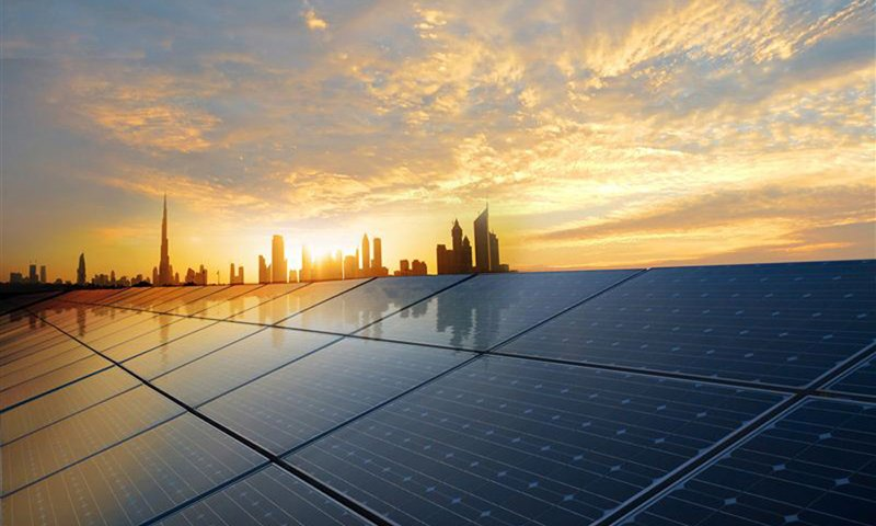 dewa urges customers to install solar panels at home