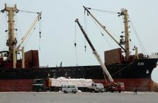 Saudi coalition to keep Yemen's main port open despite Riyadh missile attack