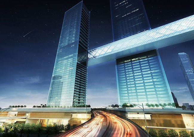 Work begins on Dubai's One Za'abeel Tower project - Gulf ...