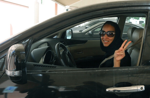 78fa7b5f0d1 One in five Saudi women 'do not think they would be a good driver ...