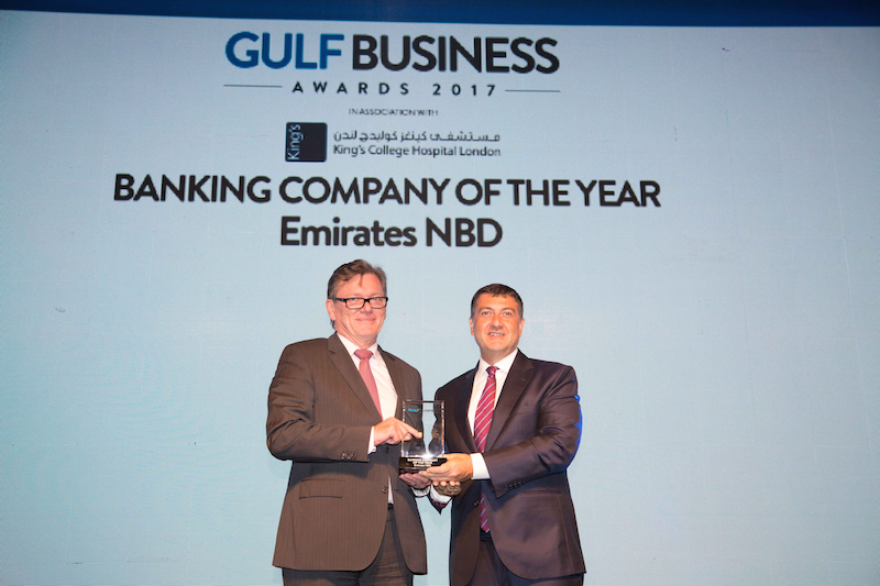 In pictures: Gulf Business Awards 2017 – Companies of the