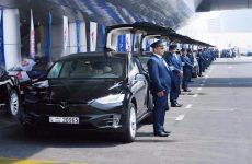Dubai adds 50 Tesla electric vehicles to taxi fleet