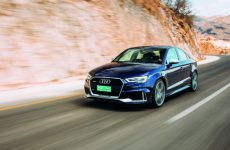Car review: Audi RS3