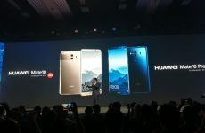 China's Huawei launches AI-powered Mate 10 smartphone