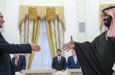 Saudi Arabia, Russia to set up $1bn energy fund