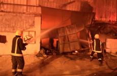 Riyadh workshop fire kills 10, Saudi launches investigation