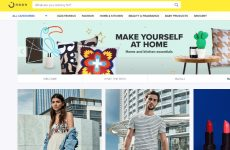 Alabbar's $1bn site noon.com comes online in the UAE