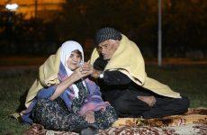 Photos of the week: Iran earthquake, Zimbabwe coup, Turkish President in Kuwait