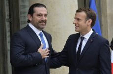 After France meeting, Hariri says will clarify position in Lebanon