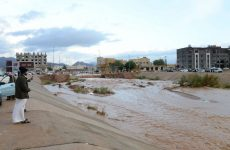 Three killed in Saudi after heavy rains