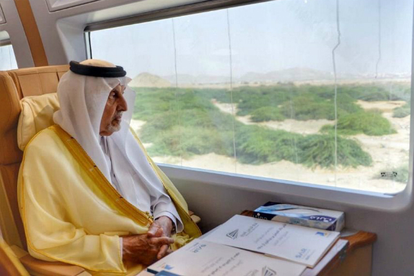 Saudi officials complete Haramain rail trial from Jeddah to Makkah