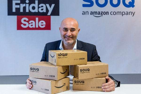Dubai's Souq com gears up for record sales weekend under Amazon
