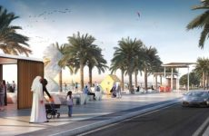 Sharjah launches 3.3km beach project