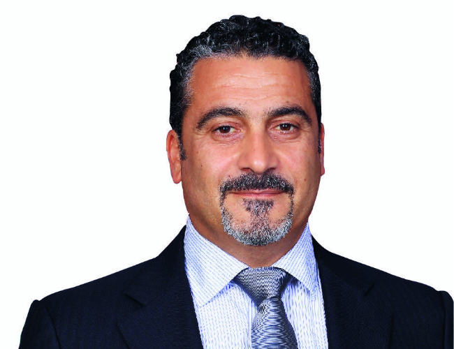 A week in the life of   Tareq Husseini, regional sales director for