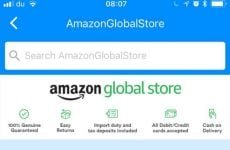 Dubai's Souq.com makes Amazon global products available to customers
