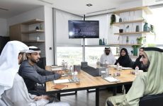 Dubai ruler launches scientific research centre