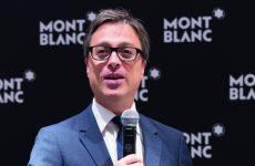 In the lap of luxury: Montblanc CEO Nicolas Baretzki