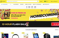 $1bn shopping site Noon.com goes live in Saudi