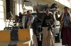 Saudi coalition allows evacuation of wounded Houthis before Yemen talks