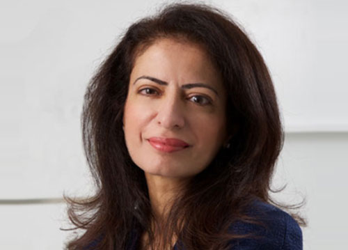 Dr Amina Al Rostamani - Gulf Business