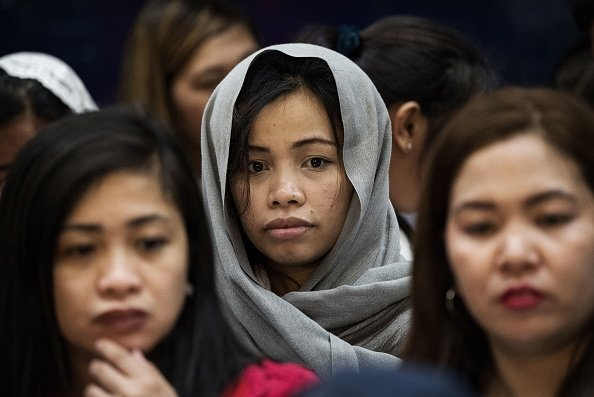 Filipina dating i Kuwait
