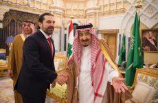 Lebanon's Hariri meets Saudi king for first time since crisis