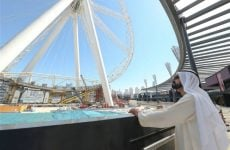 Dubai's $2.17bn Bluewaters Island to feature world's highest rope climb