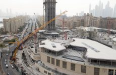 New Dh1.2bn Nakheel Mall in Dubai's Palm Jumeirah 85% complete
