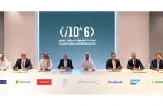 Global firms support Dubai's One Million Arab Coders initiative
