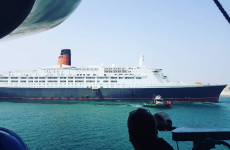 World famous QE2 moved to Dubai's drydocks for conversion