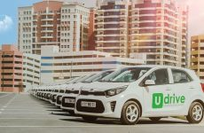 Pay-per-minute car rental service launches in Sharjah