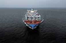 One dead after Maersk Line vessel catches fire in Arabian Sea