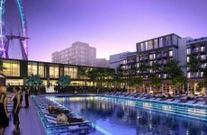 Pictures: Caesars Palace hotels to open at Dubai's $2.1bn Bluewaters Island