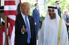 Trump, Abu Dhabi crown prince agree importance of united GCC in call