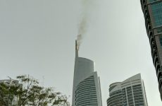 Fire breaks out at tower in Dubai's JLT