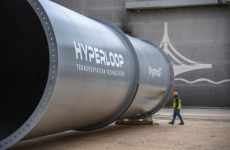 "Abu Dhabi-Dubai border town chosen for ""world's first"" commercial hyperloop"