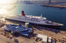 Dubai offers first glimpse inside QE2 hotel