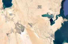 Saudi plans nuclear waste site, canal on Qatar border