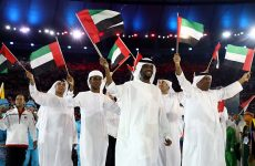 UAE allows residents to participate in sports competitions under its flag