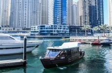 Dubai replaces marina waterbuses with abras