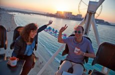 Dubai's The Beach unveils new cafe concept 40m in the air