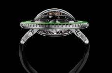 MB&F unveils Titanium Green Aquapod