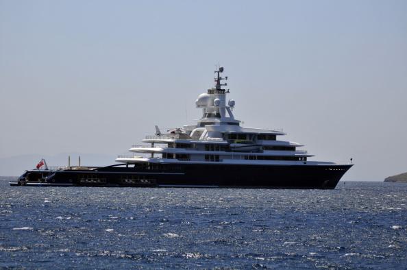 Russian Billionaire Fights For 545m Superyacht Seized In Dubai