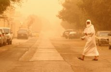 Saudi issues heatwave warning